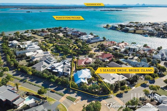 Picture of 5 Seaside Drive, BANKSIA BEACH QLD 4507
