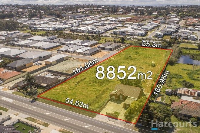 Picture of 226 Hamilton Road, SPEARWOOD WA 6163