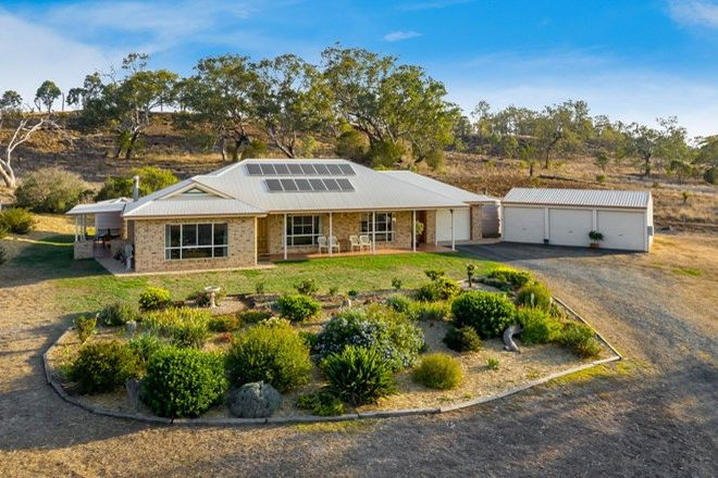 Picture of 466 Hennessey Road, CAMBOOYA QLD 4358