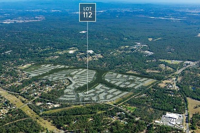 Picture of Lot 112 Bignell Circuit, GREENBANK QLD 4124