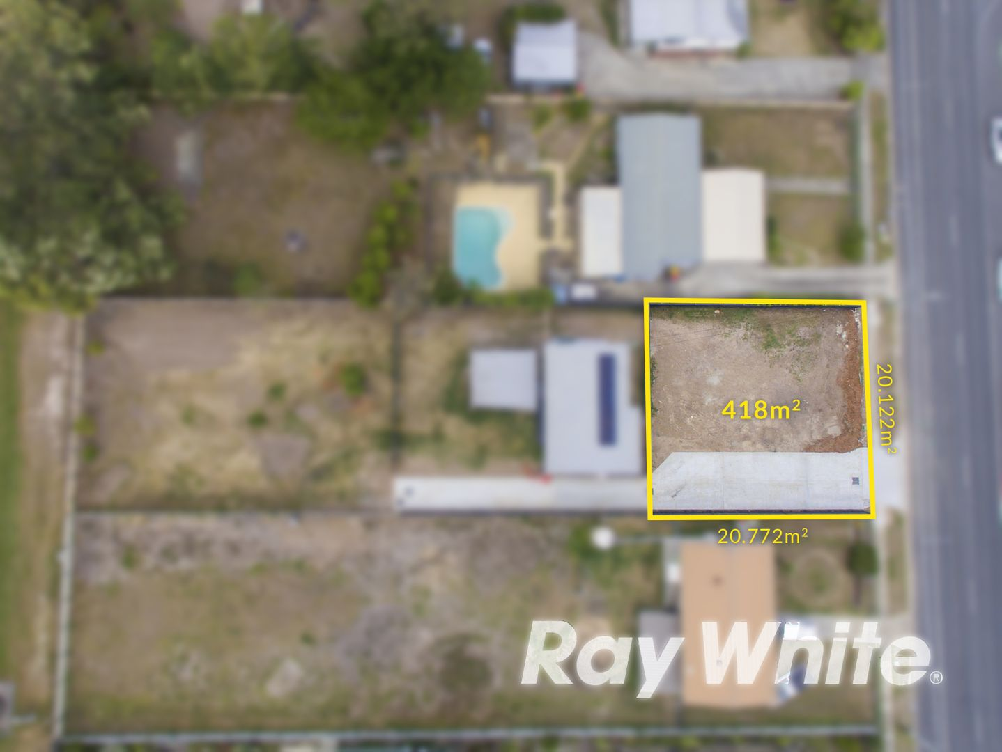 Lot 1 of 35 First Avenue, Marsden QLD 4132, Image 1