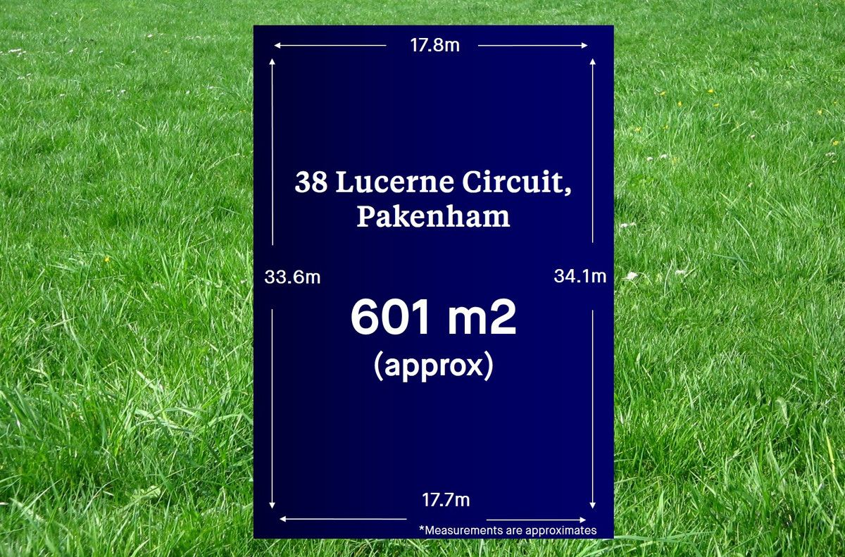 38 Lucerne Circuit, Pakenham VIC 3810, Image 0