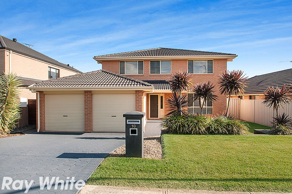 10 Bruton Ave, Kellyville Ridge NSW 2155, Image 0