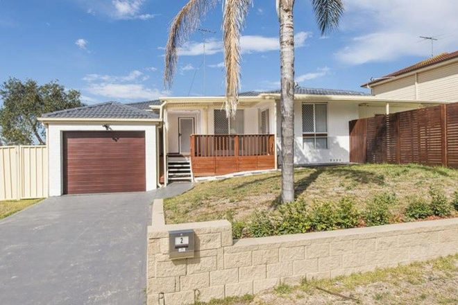 Picture of 2 Jeffrey Avenue, ST CLAIR NSW 2759