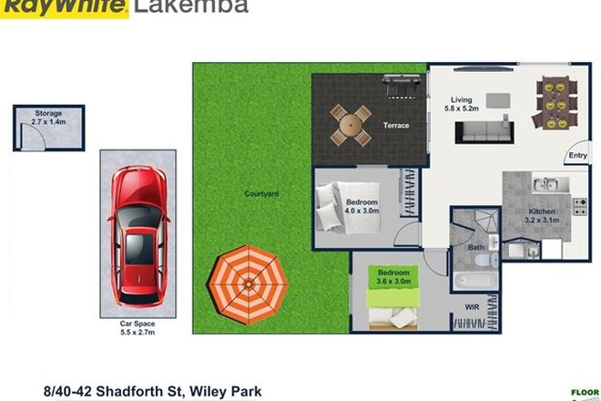 Picture of Units (1-16), 40-42 Shadforth Street, WILEY PARK NSW 2195