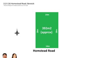 Picture of Lot4104/116 Homestead  Road, Berwick VIC 3806