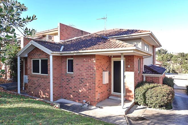 Picture of 1/136 Ferntree Gully Road, OAKLEIGH EAST VIC 3166