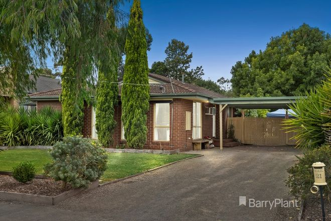 Picture of 21 Huntingdon Avenue, BAYSWATER NORTH VIC 3153