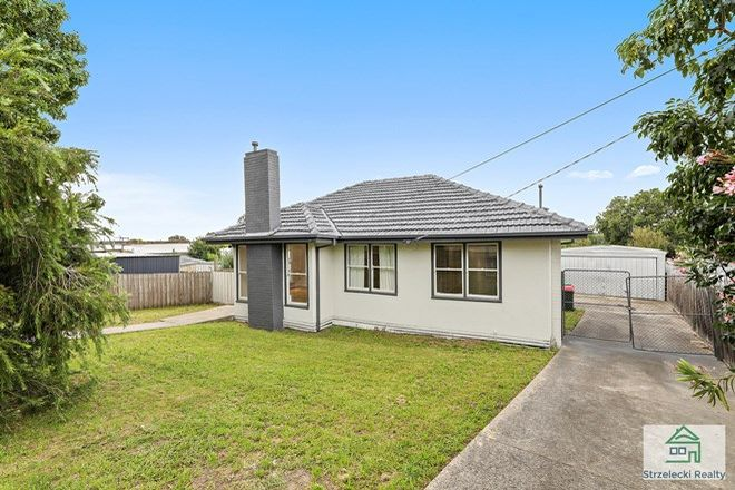 Picture of 16 Williams Street, MORWELL VIC 3840