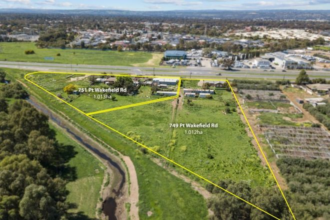 Picture of 749-751 Port Wakefield Road, GLOBE DERBY PARK SA 5110
