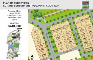 Picture of Lot/2450 BENSONHURST Parade, Point Cook VIC 3030