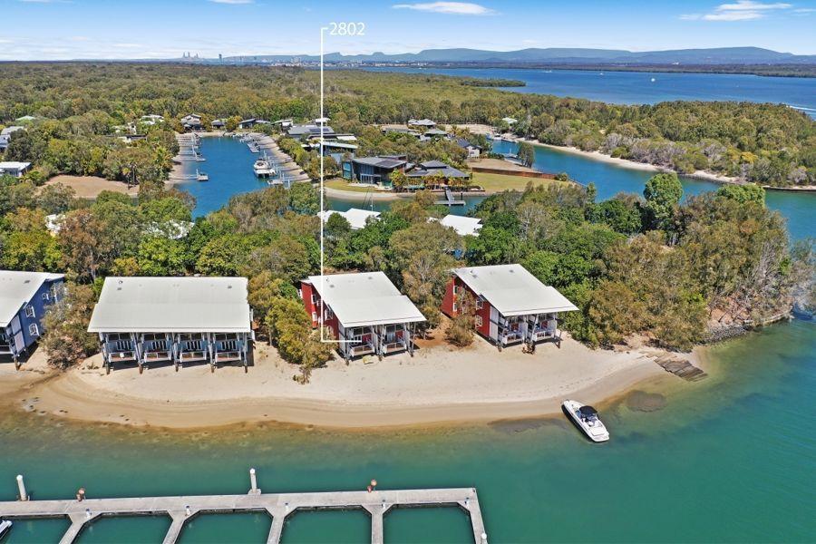 2802 Marina 1 Bed Apt, Couran Cove Resort, South Stradbroke QLD 4216, Image 0