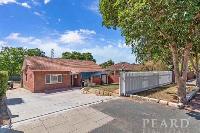 Picture of 9 Alvah Street, ST JAMES WA 6102