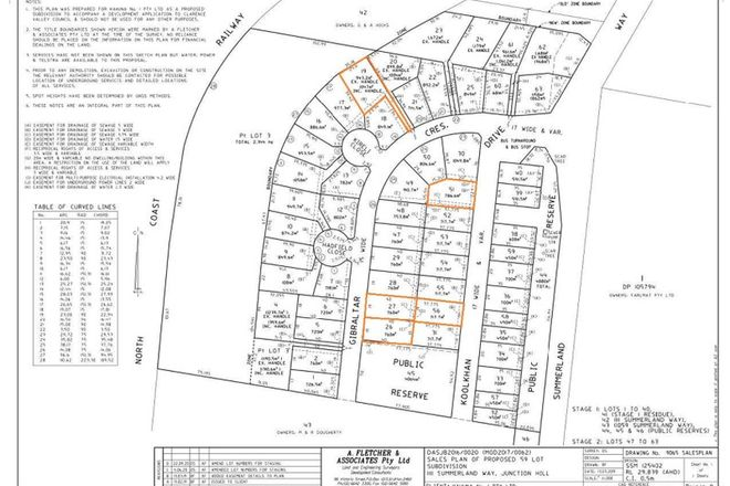 Picture of Lots 19,26,27,51,56 Gibraltar View Estate, JUNCTION HILL NSW 2460