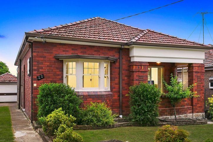Property Report for 22 Westfield Street, Earlwood NSW 2206