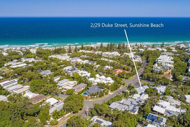 Picture of 2/29 Duke Street, SUNSHINE BEACH QLD 4567