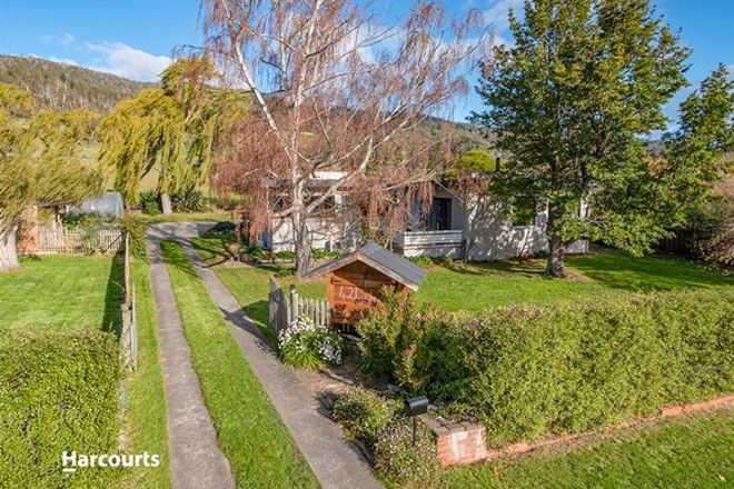 Picture of 421 Glen Huon Road, HUONVILLE TAS 7109