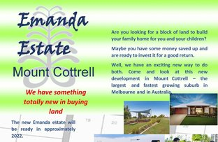 Picture of 1700 Sewells Road, Mount Cottrell VIC 3024