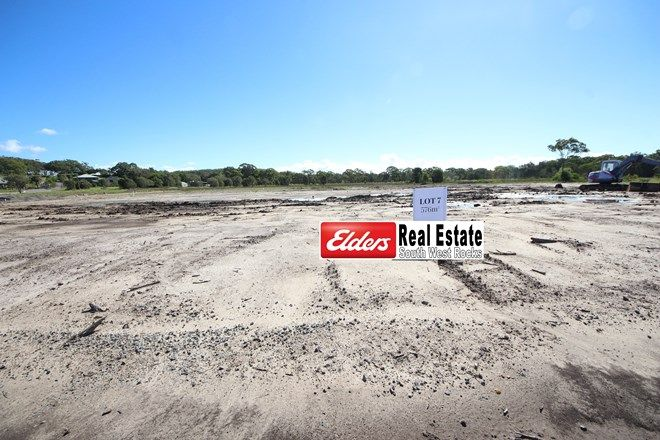Picture of Lot 7 Shamrock Ave, SOUTH WEST ROCKS NSW 2431