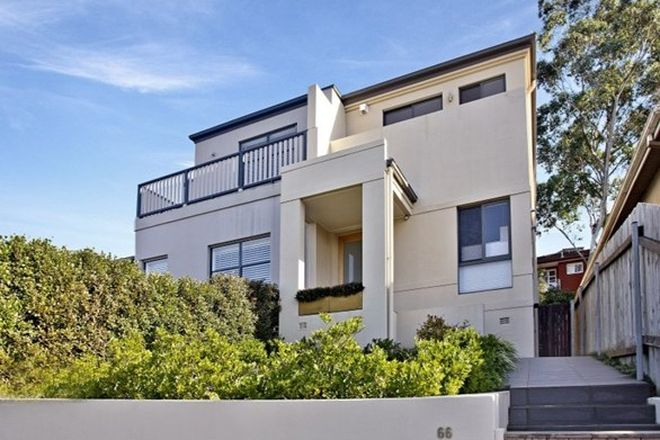 Picture of 66 Cammeray Road, CAMMERAY NSW 2062