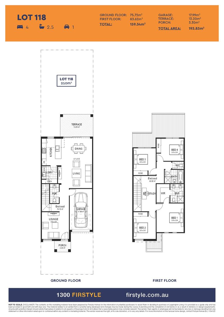 Lot 118 Sixth Avenue, Austral NSW 2179, Image 1