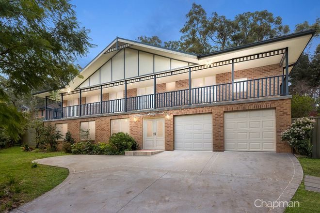 Picture of 7 Tristania Way, WINMALEE NSW 2777