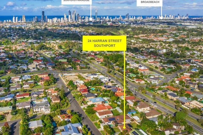 Picture of 24 Harran Street, SOUTHPORT QLD 4215