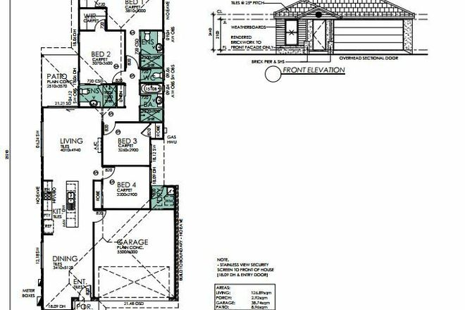 Picture of Lot 829 Covella Estate, GREENBANK QLD 4124