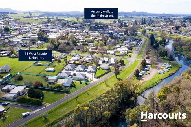 Picture of 55 West Parade, DELORAINE TAS 7304