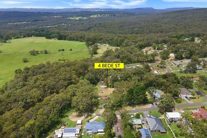Picture of 4 Bede Street, HILL TOP NSW 2575