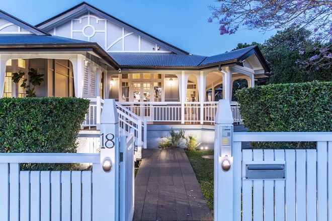 Picture of 18 Henzell Terrace, GREENSLOPES QLD 4120
