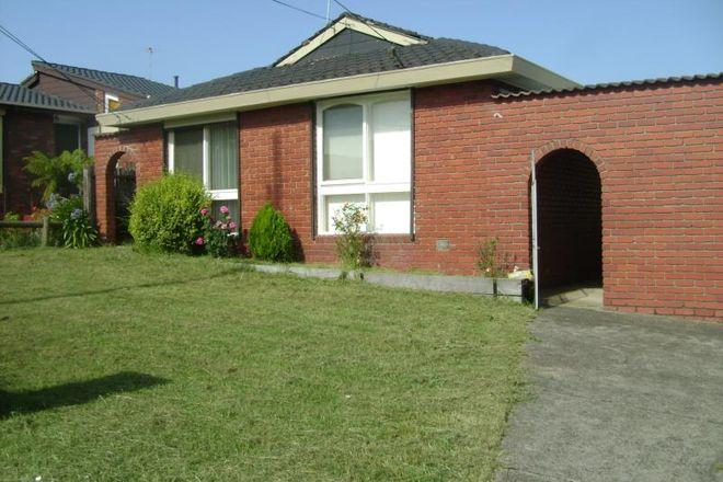 Picture of 44 Illawarra Crescent, DANDENONG NORTH VIC 3175