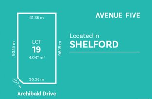 Picture of Lot 19 Archibold Drive, Shelford VIC 3329