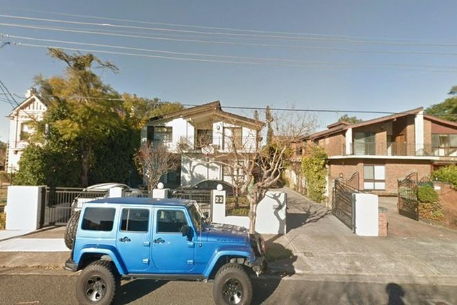 Picture of 22 Woodward ave, STRATHFIELD NSW 2135