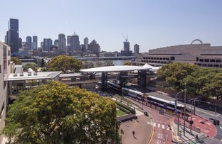 Picture of 802/77 Grey Street, South Brisbane QLD 4101