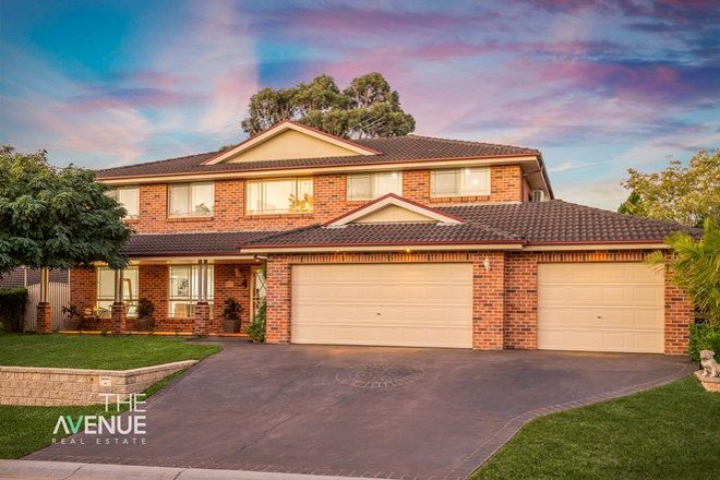 Picture of 18 Cigolini Place, KELLYVILLE NSW 2155