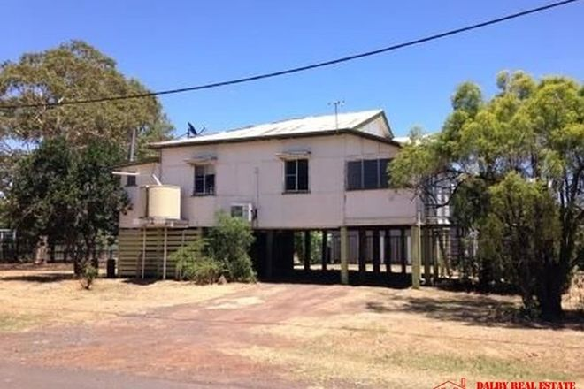 Picture of 8 Bagot Street, DALBY QLD 4405