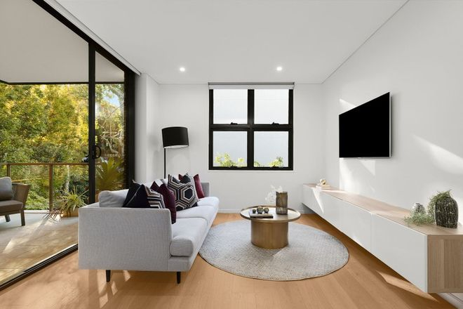 Picture of B404/35 Little Street, LANE COVE NSW 2066