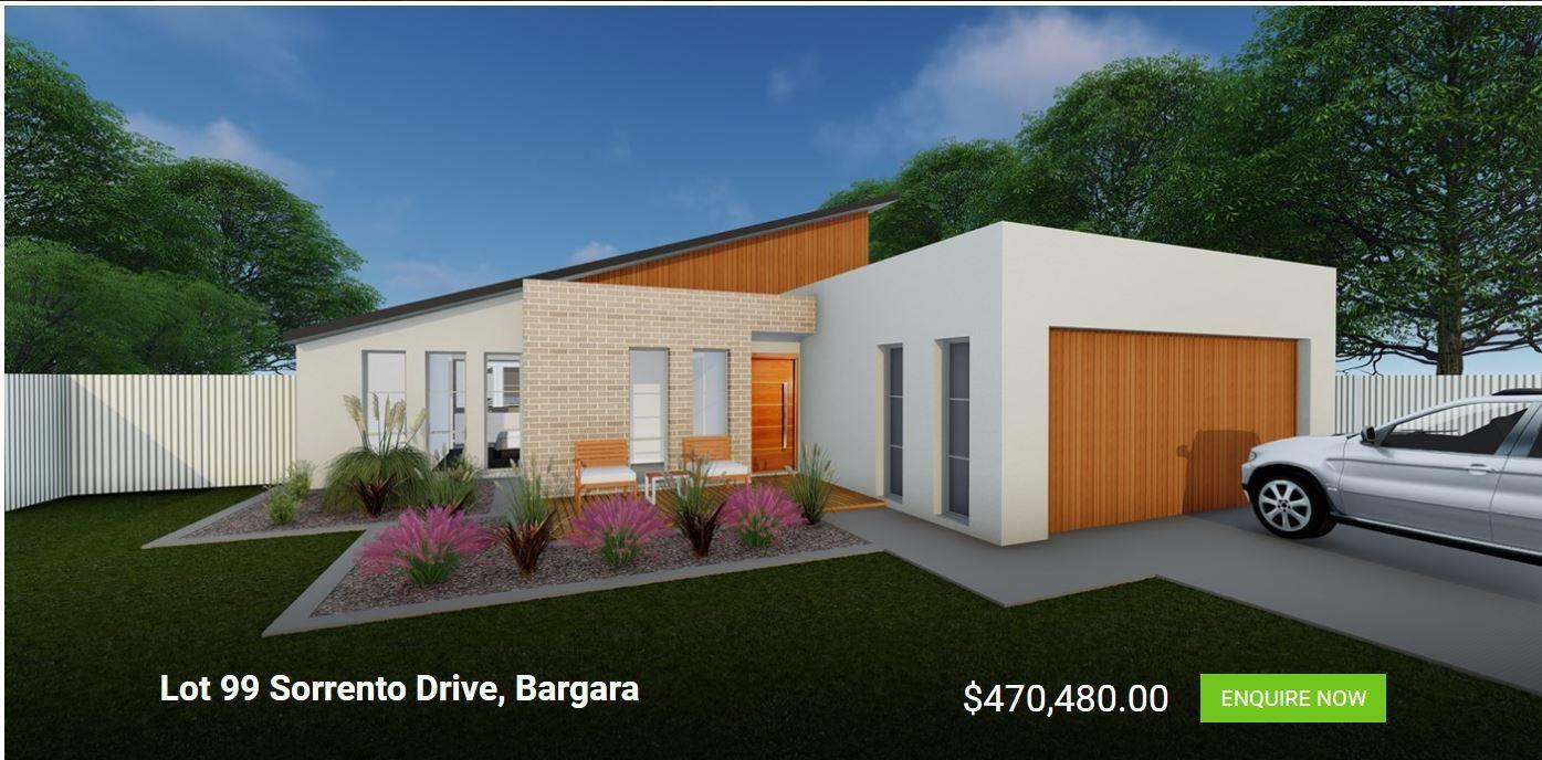 Lot 99 Sorrento Drive, Bargara QLD 4670, Image 0