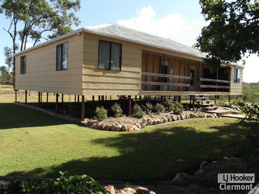 296 Rubyvale Road, Clermont QLD 4721, Image 0