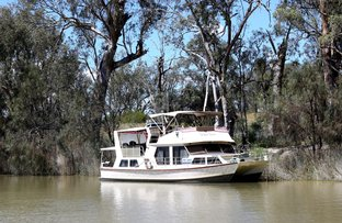Picture of 0 Cadell Valley Road - Houseboat, Cadell SA 5321