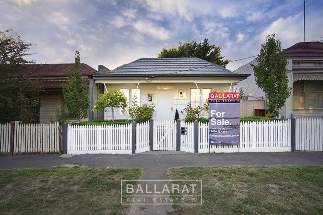 Picture of 303 Doveton Street North, SOLDIERS HILL VIC 3350