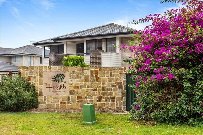 """Picture of 12 Jim Place """"The Heights"""", MOUNT WARREN PARK QLD 4207"""