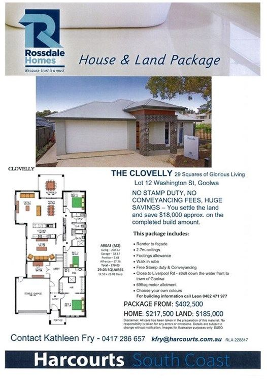 Lot 12 Washington Street, Goolwa SA 5214, Image 2