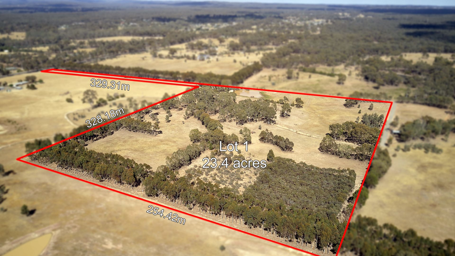 Lot 2/1275 McIvor Highway, Longlea VIC 3551, Image 2