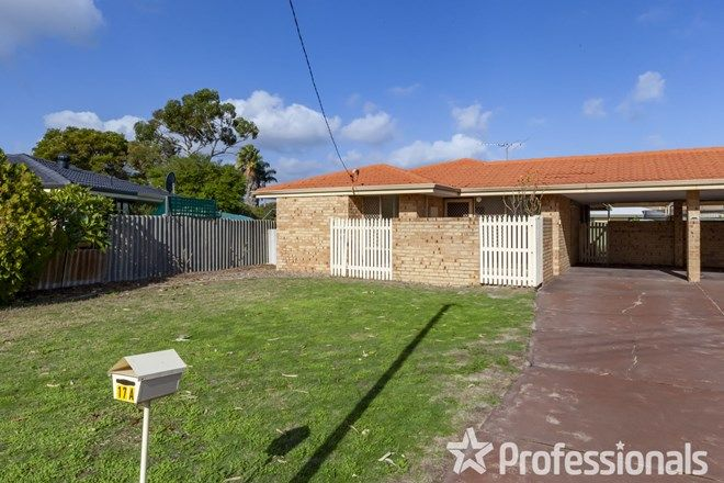 Picture of 17a Dwyer Crescent, GOSNELLS WA 6110
