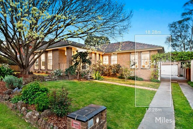 Picture of 8 Eugene Street, VIEWBANK VIC 3084