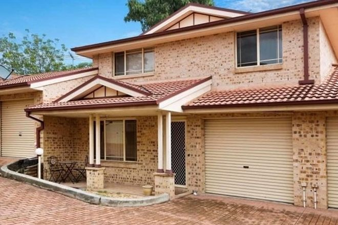 Picture of 6/11 Mataro Close, EDENSOR PARK NSW 2176