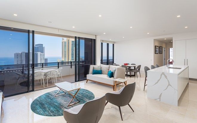Picture of 3002/9 Norfolk Avenue, Surfers Paradise