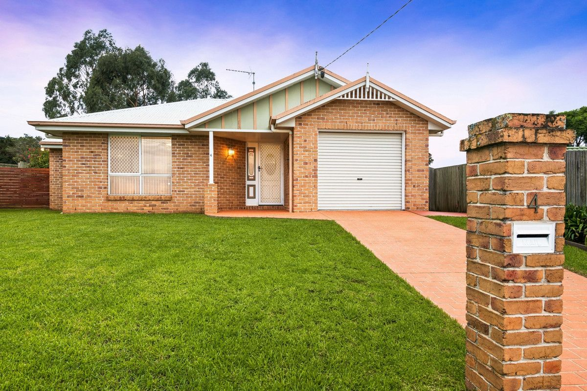 4 Elizabeth Kenny Court, Harristown QLD 4350, Image 0
